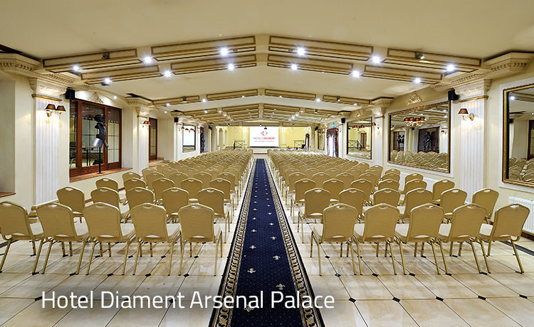Konferencje - Hotel Diament Arsenal Palace Chorzów