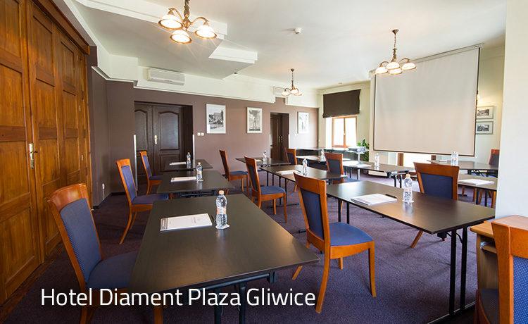 Konferencje - Hotel Diament Plaza Gliwice