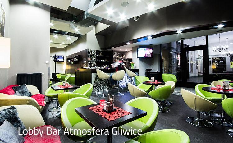 Lobby Bar Atmosfera Gliwice