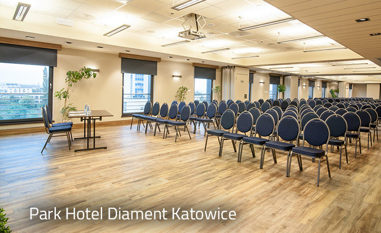Konferencje - Park Hotel Diament Katowice