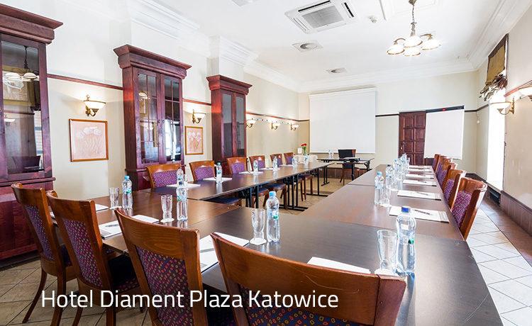 Konferencje - Hotel Diament Plaza Katowice