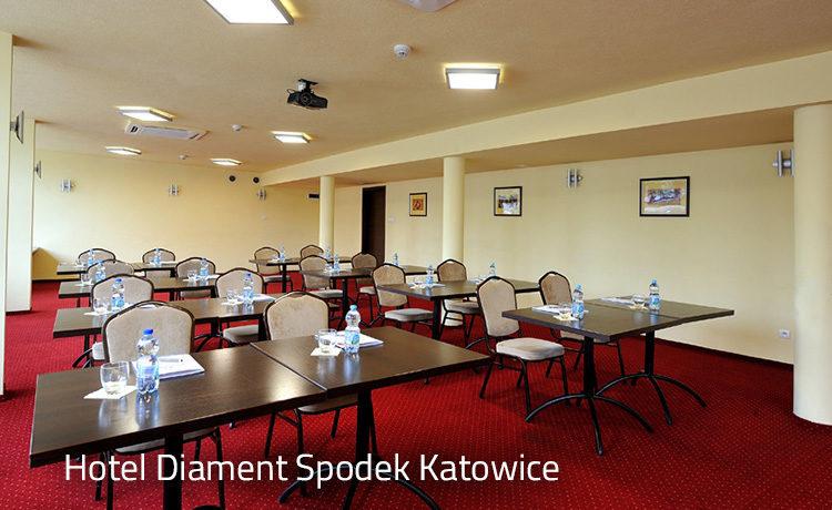 Konferencje - Hotel Diament Spodek Katowice