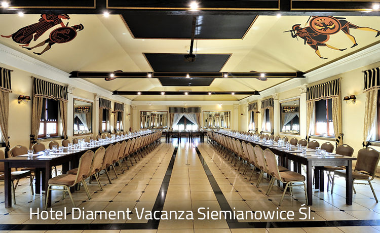 Konferencje - Hotel Diament Vacanza Siemianowice
