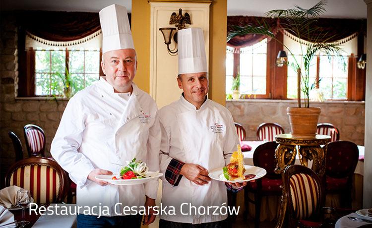 Restauracja Cesarska Chorzów