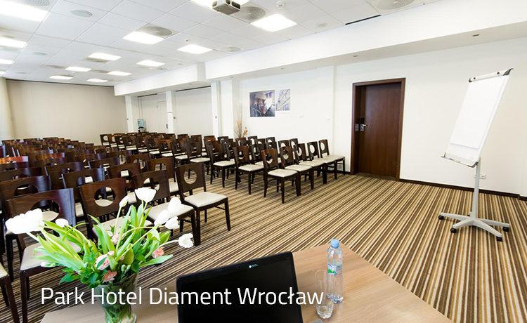 Konferencje - Park Hotel Diament Wrocław