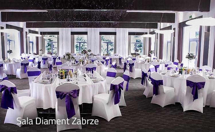 Sala Diament Park Hotel Diament Zabrze